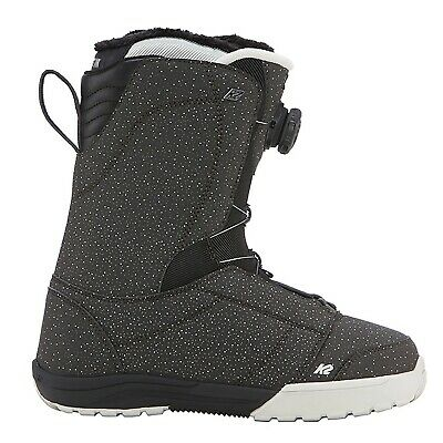 K2 Womens Snowboard Boots Haven  Speckle UK 4