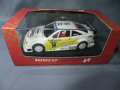 NINCO SLOT CAR  OPEL CALIBRA V6 RN10 DALMAS BOXED