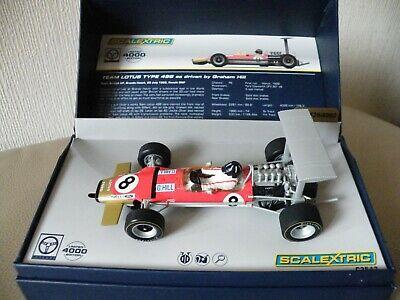 SCALEXTRIC Legends Team Lotus Type 49B Graham Hill