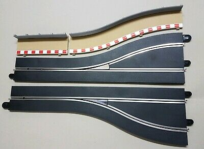 Scalextric Digital Pit Lane Track, C Left Hand,