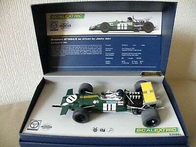 Scalextric Legends Brabham BT26A/3 As Driven By Jacky Ickx,