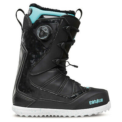 ThirtyTwo Womens Snowboard Boots Session  Black UK 4.5