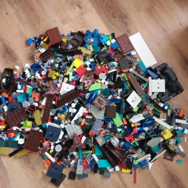 Building Bricks Lego compatible Three Kilos