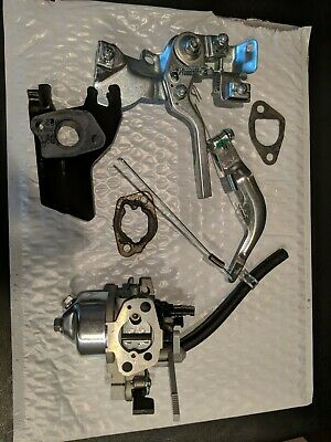Carburetor and throttle linkage For Harbor Freight Predator