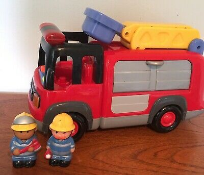 ELC Happyland Large Fire Engine Lights And Sounds