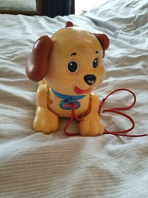 Fisher Price - Lil' Snoopy Pull Along Dog