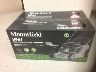 MOUNTFIELD HPcm Petrol Rotary Lawn Mower Brand new