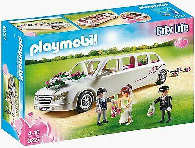 Playmobil  City Life Wedding Limo, Multi