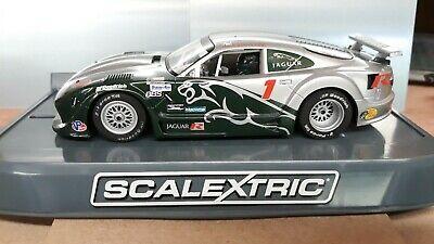 Scalextric 1:32 Car - C Jaguar XKRS - Le Mans