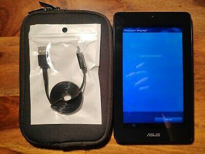 ASUS MeMO Pad 8 ME181C 16GB, Wi-Fi, 8in - Black