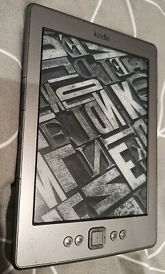 Amazon Kindle (4th Generation) 2GB, Wi-Fi, 6in, excellent
