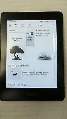 Amazon Kindle Voyage (7th Generation) 4GB, Wi-Fi & 3G 6in