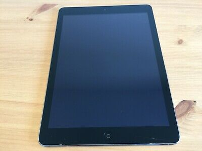 Apple iPad Air 1st Gen. 16GB, Wi-Fi, 9.7in - Space Grey