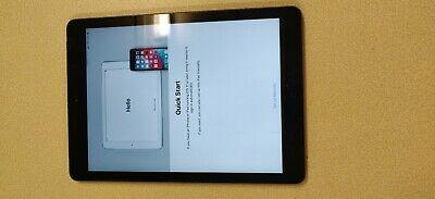 Apple iPad Air 1st Gen Wi-Fi, 9.7in - Space Grey