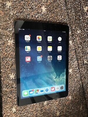 Apple iPad Air - AGB / WiFi And Cellular