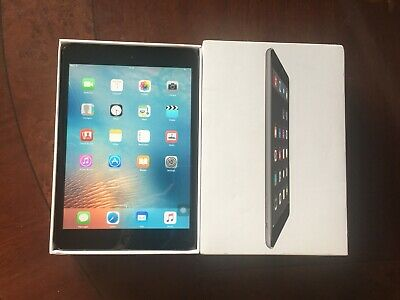 Apple iPad Mini 1st Generation (64GB) - Black - WiFi Fast