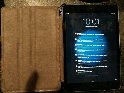 Apple iPad mini 1st Gen. 16GB, Wi-Fi, 7.9in-Space Grey