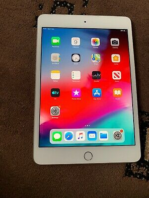 Apple iPad mini 4 16GB, Wi-Fi + Cellular (Unlocked), 7.9in -