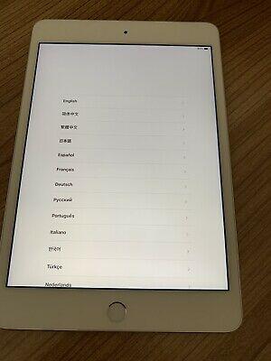 Brand New Apple iPad mini 4 16GB, Wi-Fi, 7.9in - Silver,