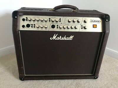 Marshall Acoustic AS100D Soloist Amplifier