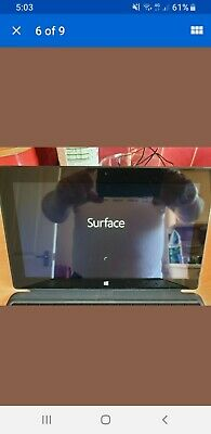 Microsoft Surface Pro 128GB, Wi-Fi, 10.6in