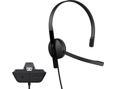 Microsoft Xbox One Chat Headset - Black