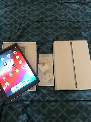 Mint Apple iPad 6th Gen. 32GB, Wi-Fi + Cellular (Unlocked),