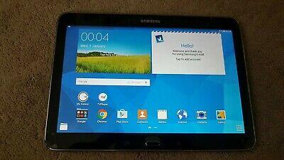 """Samsung Galaxy Tab 4 SM-T530N Wi-Fi 16GB 10.1"""" -"""