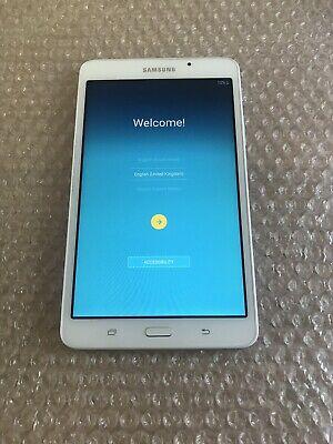 Samsung Galaxy Tab A 8GB, Wi-Fi, 7 inch - White (Excellent