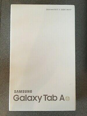 Samsung Galaxy Tab A6 32GB, Wi-Fi, 10.1in - Black. NEW +