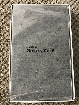 Samsung Galaxy Tab E SM-PGB, Wi-Fi, 9.6in - Metallic