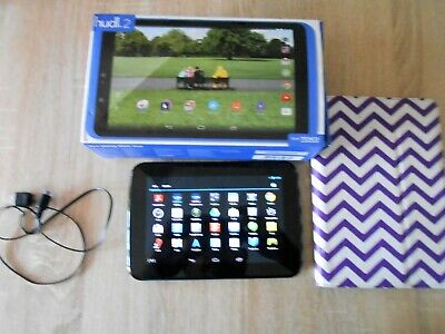 "Tesco HUDL HT7S3 / HT7B16S3 - Wi-Fi 7"" Android - Black"