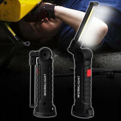 USB charger 180 degree rotation portable COB LED work light