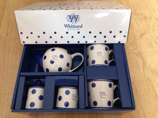 Whittard of Chelsea Tea Set