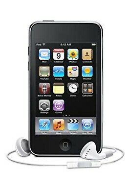 Apple iPod touch 2nd Generation Black (16GB)