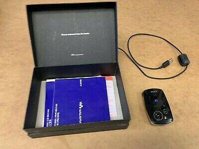 Sony Network Walkman NW-A Black (6GB) Digital Media