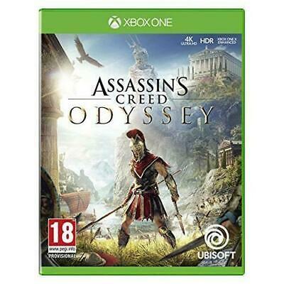 Assassins Creed Odyssey Microsoft Xbox One Ubisoft