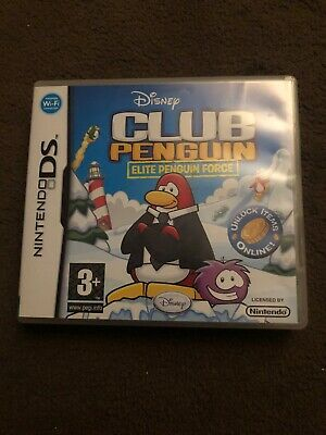 Club Penguin: Elite Penguin Force (Nintendo DS, )