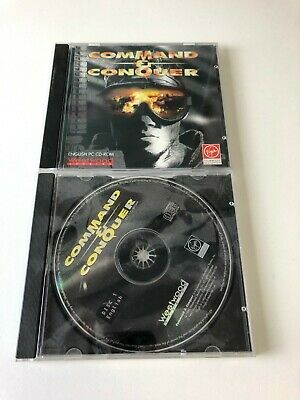 Command & Conquer PC Game (PC: Windows) - UK Version -