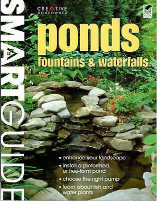 Creative Homeowner: Ponds, Fountains & Waterfalls How to Do