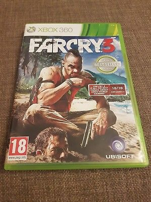Far Cry 3 (Microsoft Xbox )