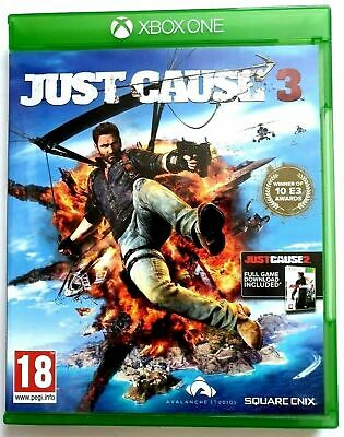 Just Cause 3 (Microsoft Xbox One, )