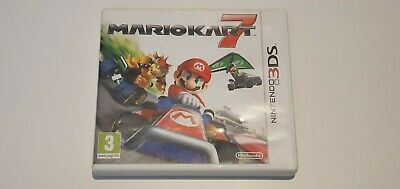 Mario Kart 7 (Nintendo 3DS, )