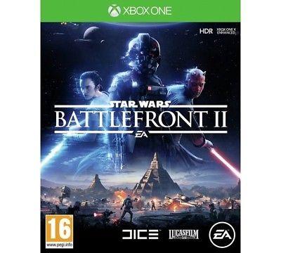 Star WarsBattlefro nt II (Microsoft Xbox One, )