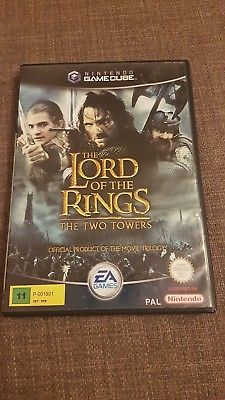 The Lord of the Rings: The Two Towers (Nintendo GameCube,