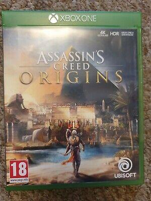 Assassins Creed Origins UBISOFT Microsoft Xbox One Video