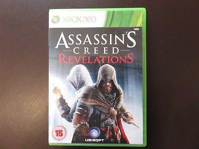 Assassins Creed Revelations Xbox 360 UK PAL