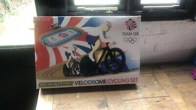 BN Scalextric team GB London olympics  velodrome cycling