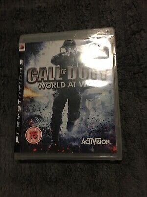 Call of Duty: World at War (PlayStation )