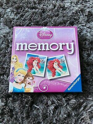 Disney Princess Memory Game